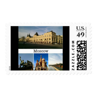 Moscow, Postage
