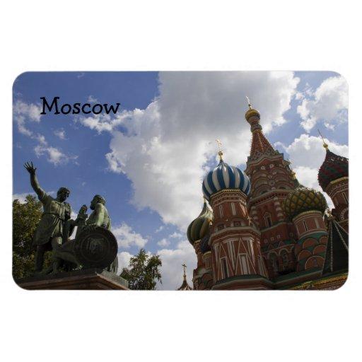 Moscow Premium Flexi Magnet