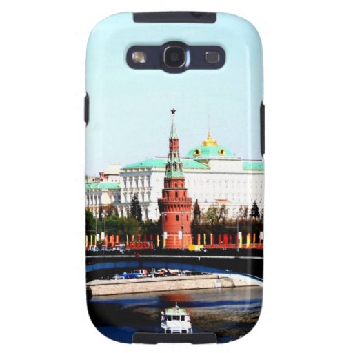 moscow river peace and calm samsung galaxy SIII covers