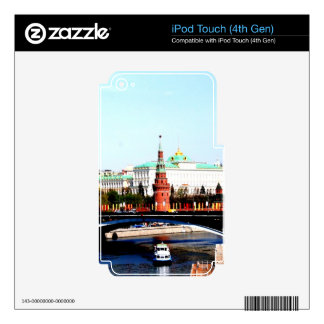 moscow river peace and calm iPod touch 4G skins