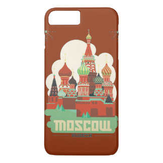 Moscow Russia iPhone 8 Plus/7 Plus Case
