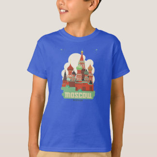 Moscow Russia T-Shirt