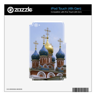 MOSCOW iPod TOUCH 4G SKINS