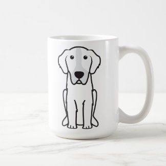 Moscow Watchdog Cartoon Coffee Mug