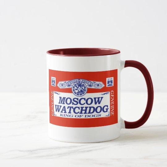Moscow Watchdog Mug