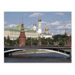 Moscú. El Kremlin Postal