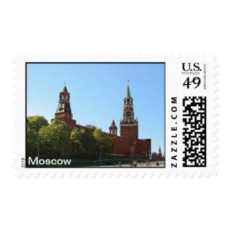 Moscú el Kremlin Sellos