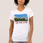 Moscú, Rusia Camiseta