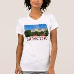 Moscú, Rusia Camisetas