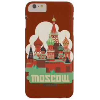 Moscú Rusia Funda Para iPhone 6 Plus Barely There