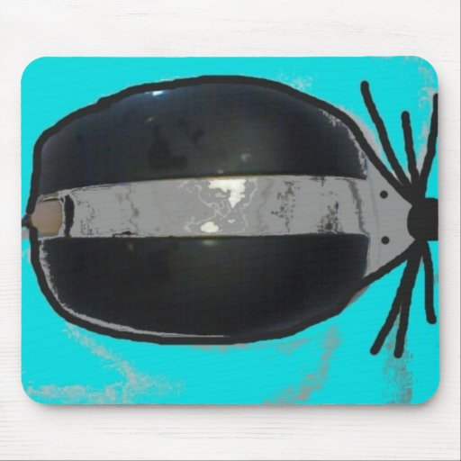 mosepad blue mouse pad