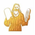 Moses - 10 Commandments - Greatest Commandment Cut Out