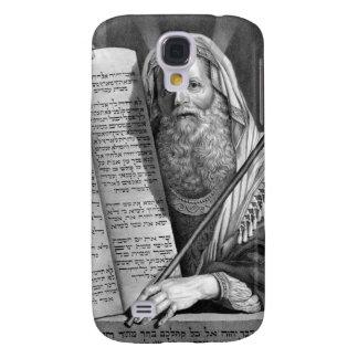 """""""Moses and Ten Commandments"""" iPhone 3 case"""