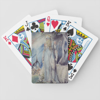 Moses and the Burning Bush Bicycle Playing Cards