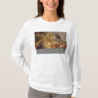 Moses and the Daughters of Jethro T-Shirt
