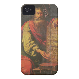 Moses and the Tablets of the Law iPhone 4 Cover
