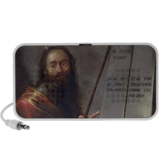 Moses and the Tablets of the Law Mini Speaker