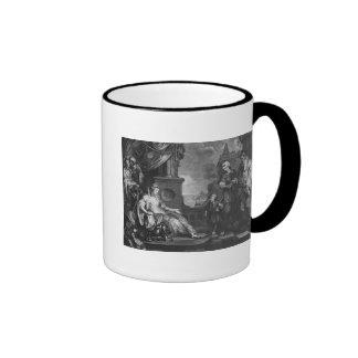 Moses brought to Pharoah's Daughter, c.1752 Mug
