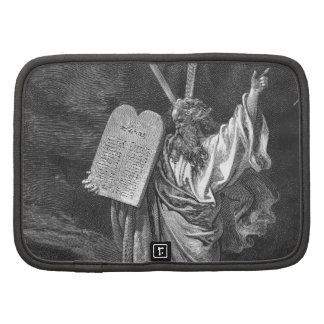 Moses by Gustave Dore 1866 Folio Planners