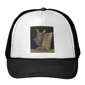 Moses by Henry Schile 1874 Trucker Hat