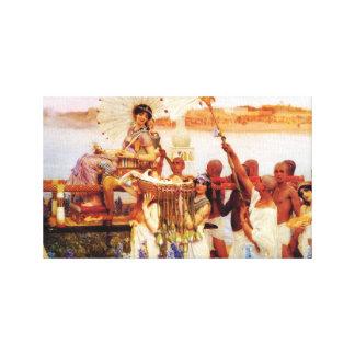 Moses Canvas Print