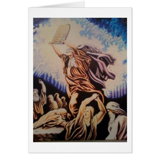 Moses Card