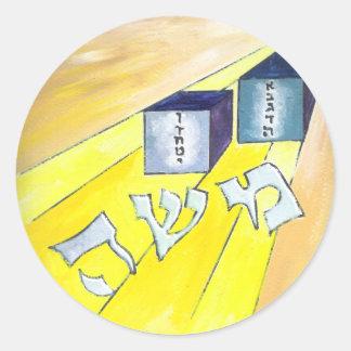 Moses Classic Round Sticker