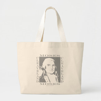 Moses Cleaveland Tote Bags