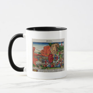 Moses crossing the Red Sea Mug