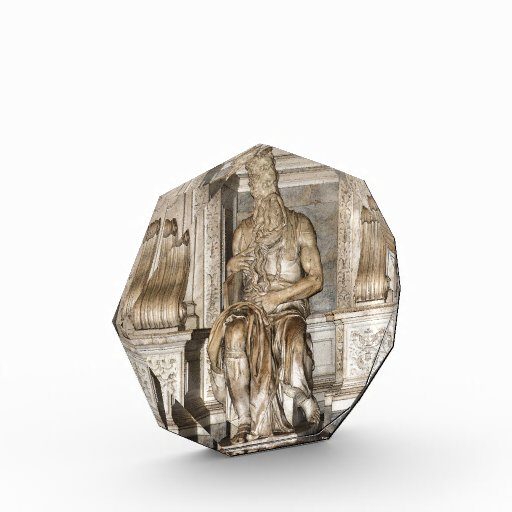Moses de Miguel Ángel, Roma