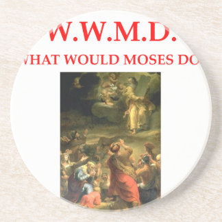 moses drink coasters