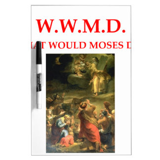 moses Dry-Erase boards