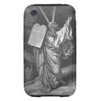 Moses en monte Sinaí Carcasa Though Para iPhone 3