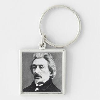 Moses Hess Keychain
