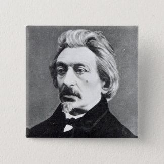 Moses Hess Pinback Button