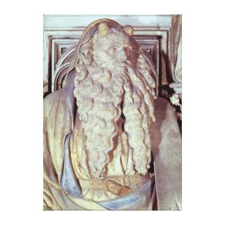 Moses Impresión En Lienzo