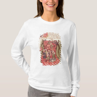 Moses leads the Children of Israel across T-Shirt