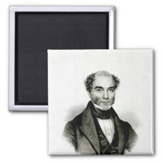 Moses Mendelssohn Fridge Magnets