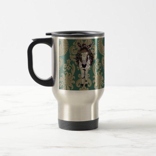 Moses Monogram  Travel Mug