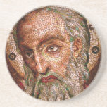 Moses Mosaic in the Cathedral Basilica of St Louis Coasters