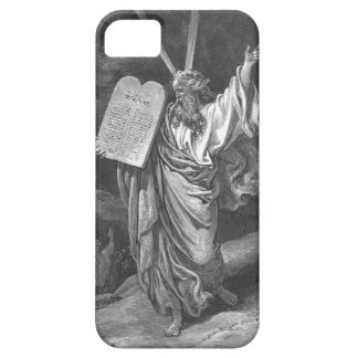 Moses on Mount Sinai iPhone SE/5/5s Case