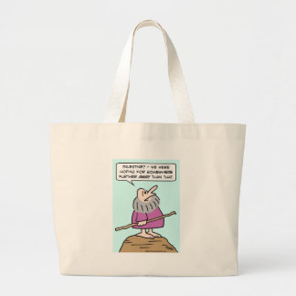 moses palestine hoping further away canvas bag
