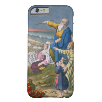 Moses Parting the Red Sea, from a bible printed by Barely There iPhone 6 Case