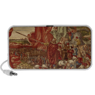 Moses parting the Red Sea Travel Speaker