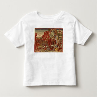 Moses parting the Red Sea Toddler T-shirt