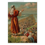 Moses Parts the Red Sea Cards