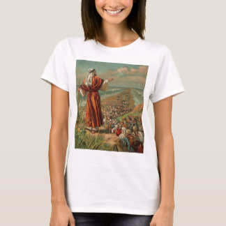 Moses Parts the Red Sea T-Shirt