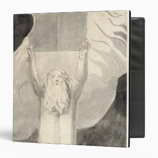 Moses que recibe la ley, c.1780 (cepillo y negro i