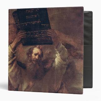 Moses que rompe las tabletas de la ley 1659