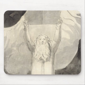 Moses Receiving the Law, c.1780 (brush and black i Mouse Pad